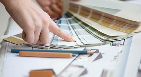 consulenza verniciatura per costruttori, colorifici, artigiani