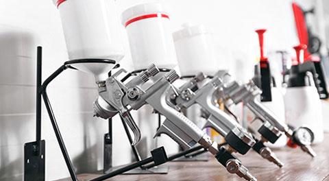 Manutenzione e conduzione impianti verniciatura