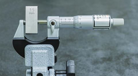 taratura strumenti di misura e accessori per verniciatura