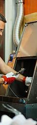 manutenzione di attrezzature e impianti di verniciatura