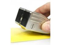 Misurazione della durezza superficiale: metodo con durometro Buchholz