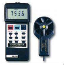 Vendita Anemometro-termometro-calcolo portata