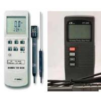 Misuratori umidità e temperatura  HT-305 e HT-3006HA