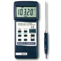 Termometro ad alta risoluzione sonda 4 fili